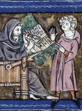 Medieval latin scribes
