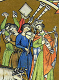 Medieval voices and instruments - medieval music course