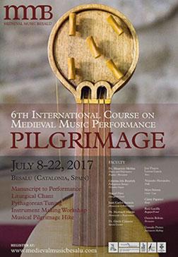Medieval Music Besalú course 2017