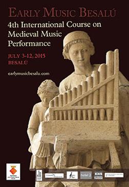 Early Music Besalú Concert 2015