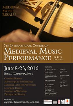 Medieval Music Besalú 2016